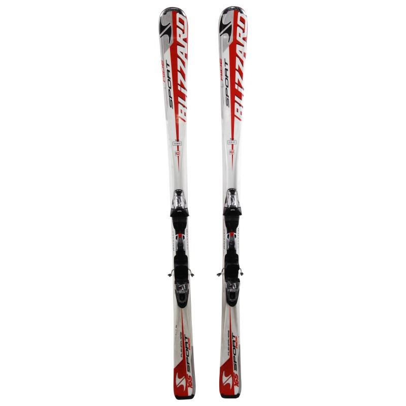 Ski Blizzard Sport Ride + Bindungen