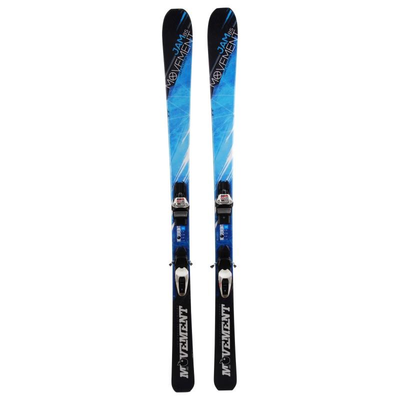 Ski occasion Movement Jam 85 Qualité A + fixation
