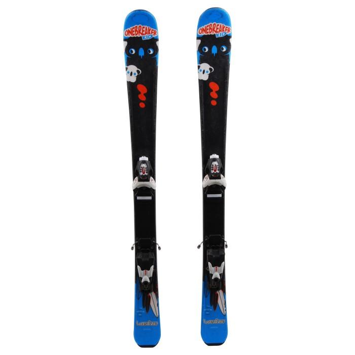 Ski occasion junior Wedze Onebreaker kids ' bindings