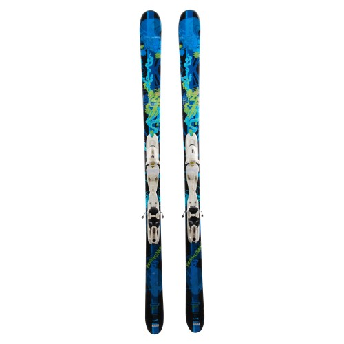 Rossignol S1 Howell Junior Ski + Bindungen