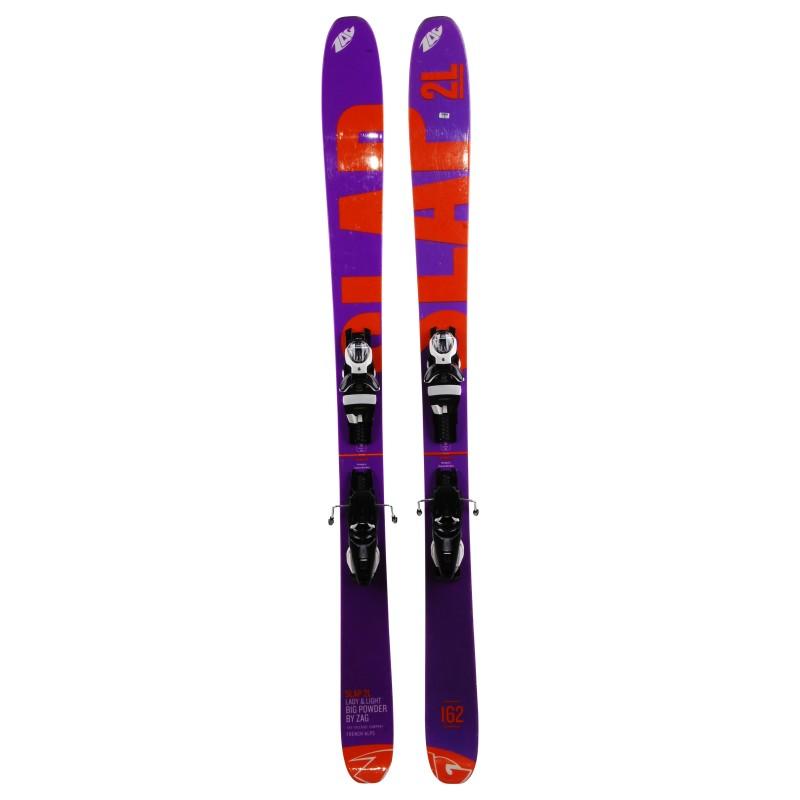 Ski occasion Zag Slap 2L + fixations