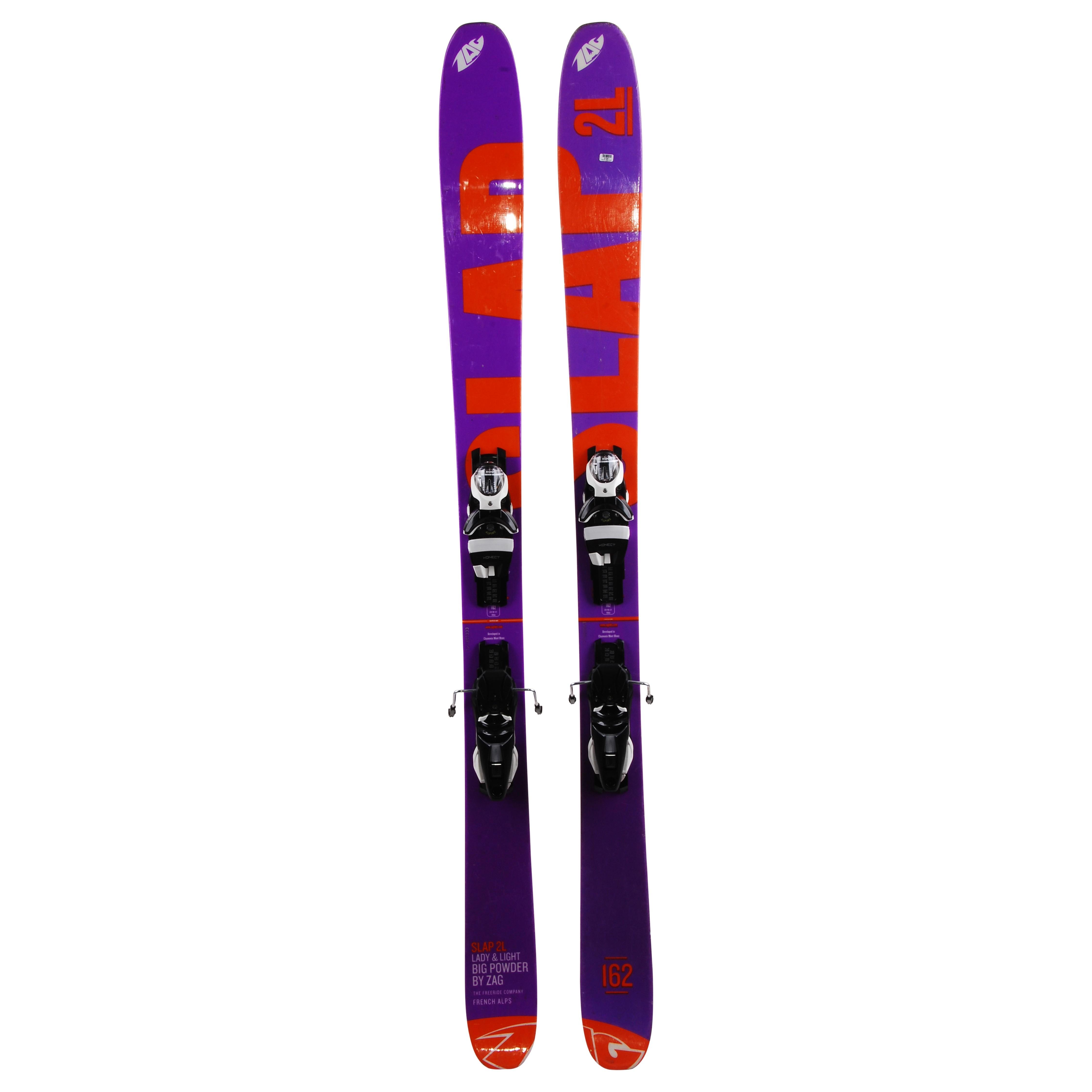 Ski Zag Slap 2L + fixations