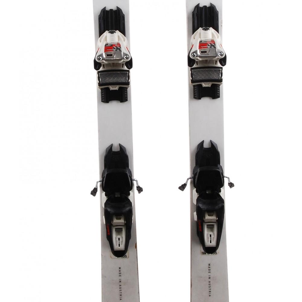Ski-occasion-Kastle-MX-78-fixations miniature 4
