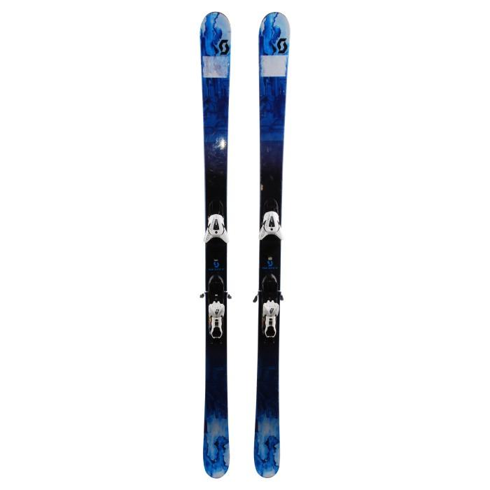 Gebrauchte Scott Jib TW Ski + Befestigungen