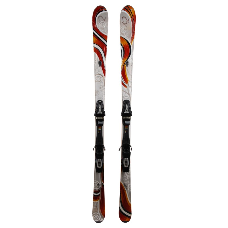 Ski occasion K2 burnin qualité B + fixations