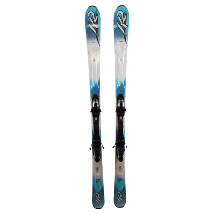 Ski K2 Super RX + bindings
