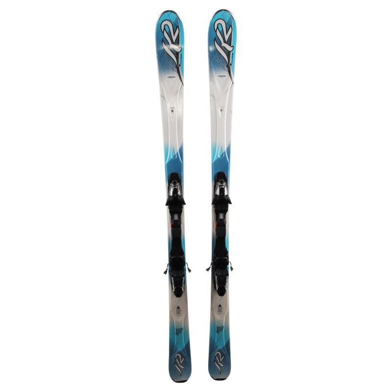Ski K2 Super RX + Bindungen
