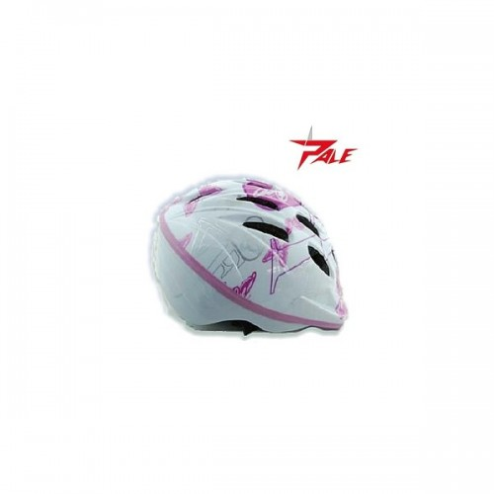 Pale Lovely Junior Bike Helmet