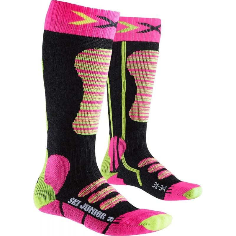 Calcetines X-SOCKS Ski Discovery Junior