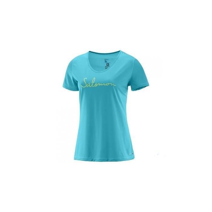 Salomon T-Shirt Mazy Graphic w