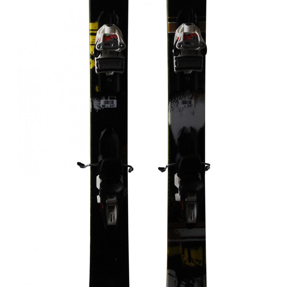 Ski-occasion-K2-ANNEX-98-fixations miniature 4