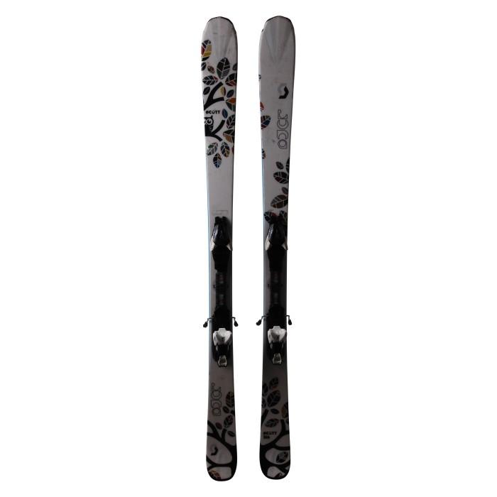 Ski occasion Scott Luna + fixations