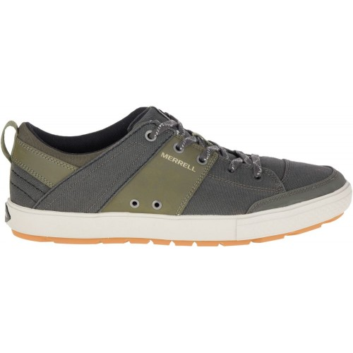 Schuhe Merrell Rant discovery lace canvas