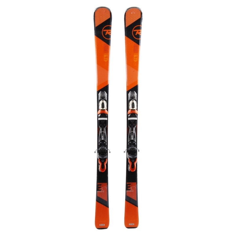 Ski occasion Rossignol Experience 80 + fixations Qualité A