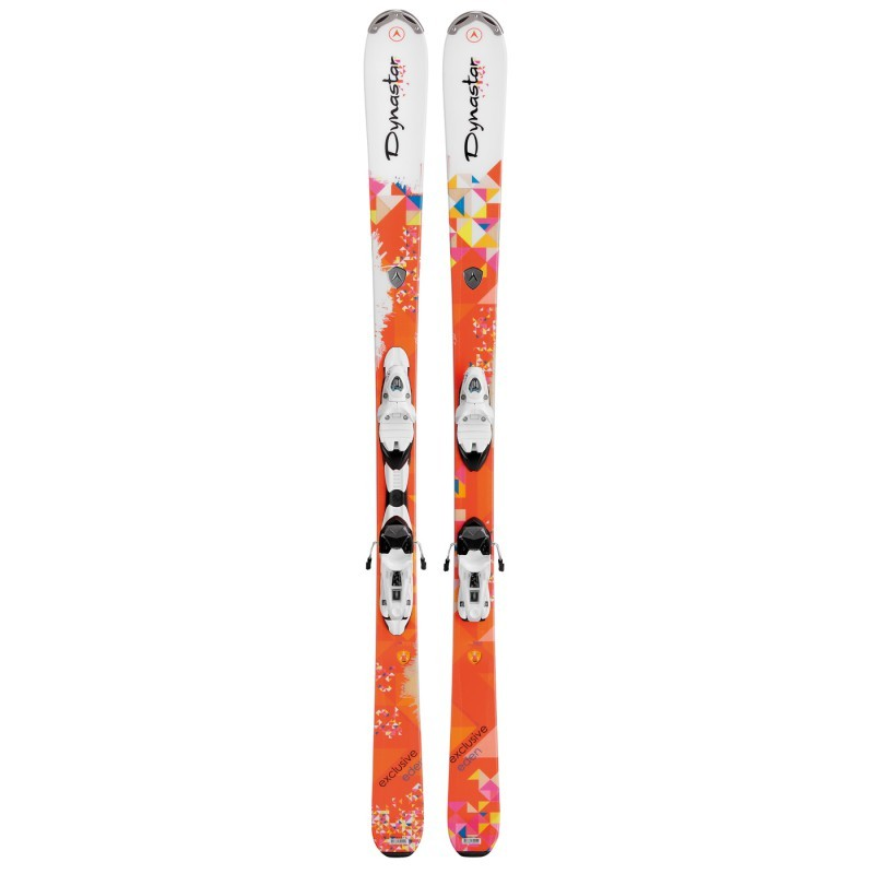 New ski ZAG Odin white / orange