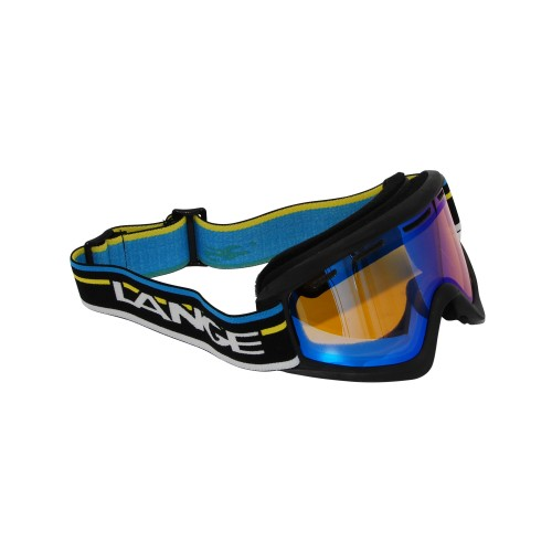 Masque de Ski Lange Racing Rs noir