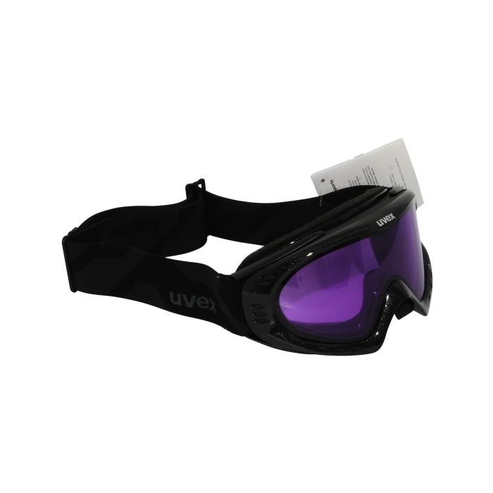 Masque ski Uvex F2 black