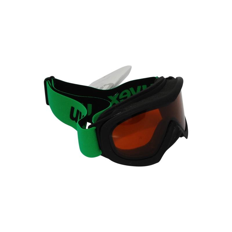 Masque ski Uvex Wizzard DL black