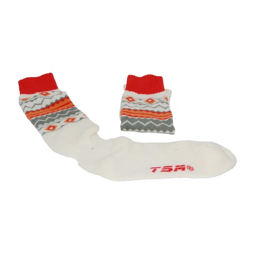 TSM Women's Sock White 36/41