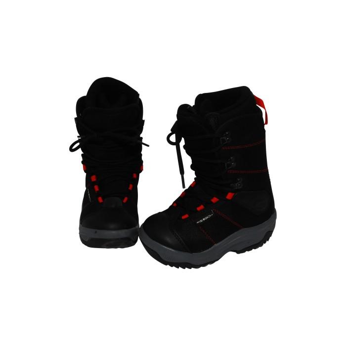 Nuevas botas de snowboard Askew cinetic Jr