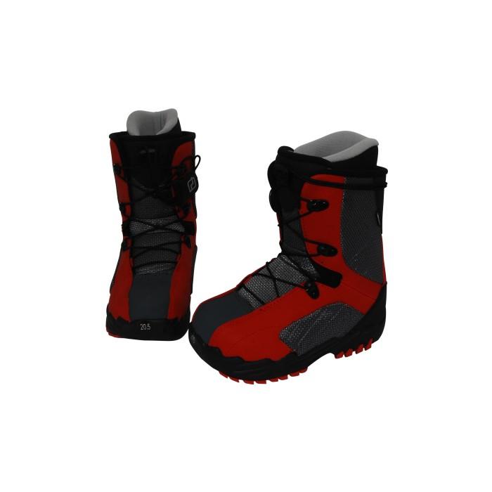 New Deeluxe GREEN snowboard boots