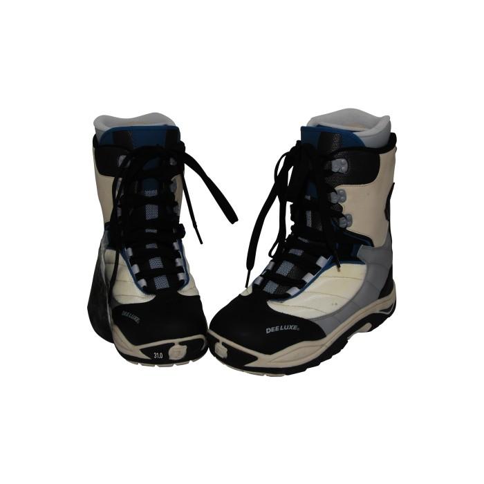 New Deeluxe Domino Snowboard Boots