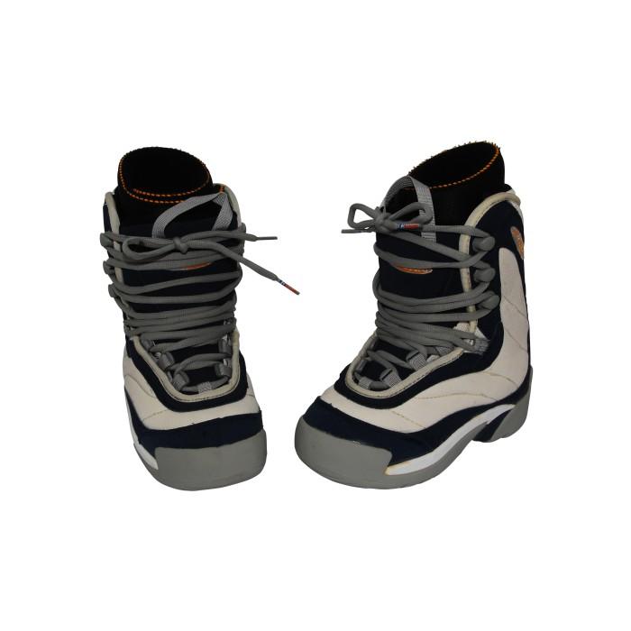 Heelside new snowboard boots