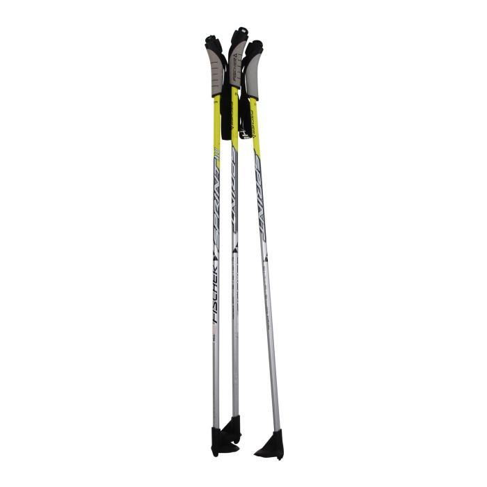 Bâton de ski de fond occasion Fischer sprint Alu