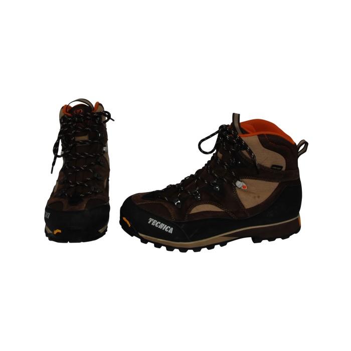 Chaussure de randonnée occasion Tecnica trek speed gtx ms marron