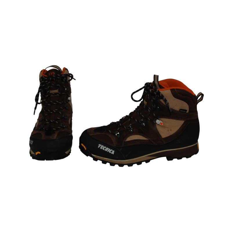 Touring boot used Tecnica trek speed gtx ms brown
