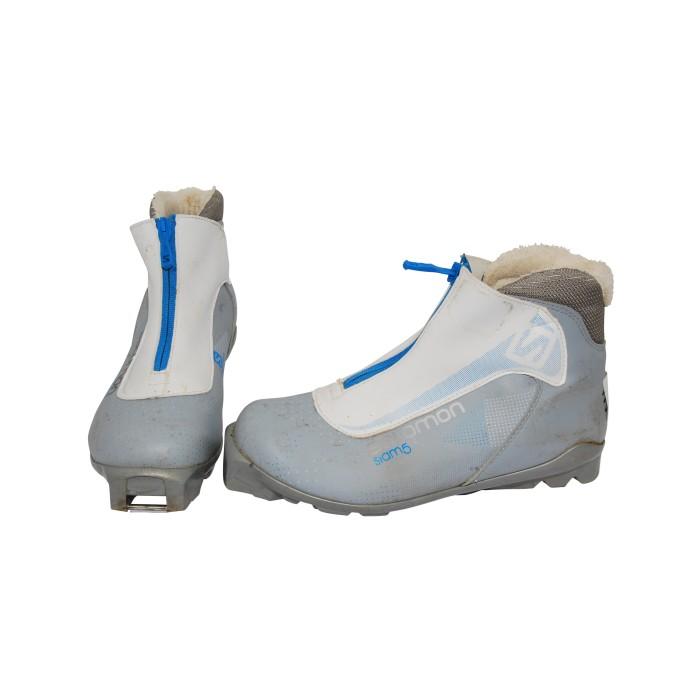 Chaussure ski fond occasion Salomon Siam 5 TR