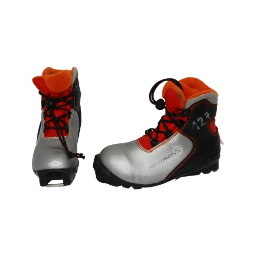 Chaussure ski fond occasion Salomon Junior classic