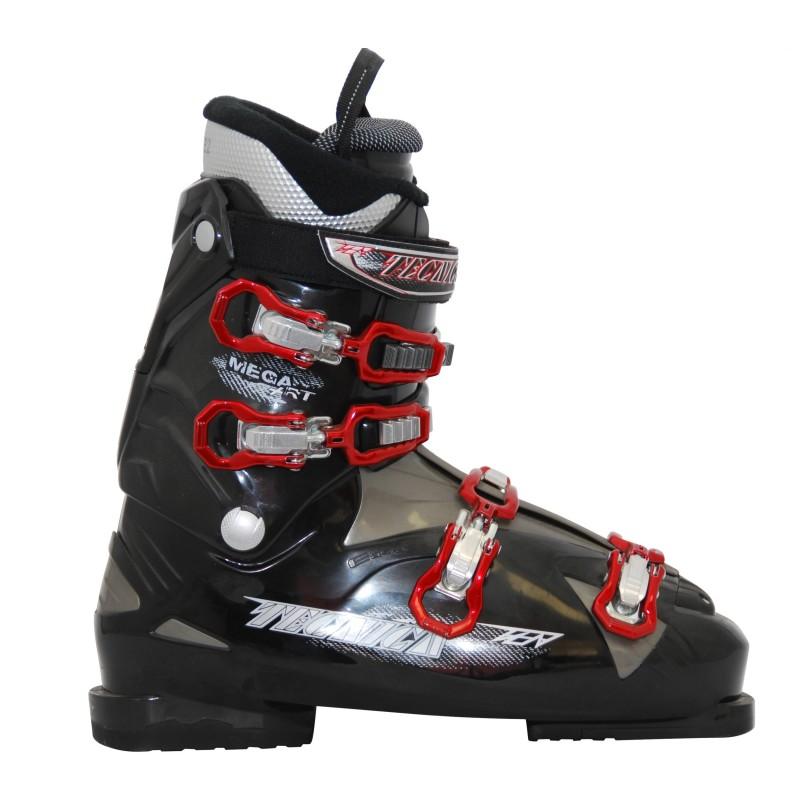 Chaussure de ski occasion Tecnica mega RT + noir