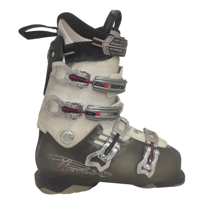 Nordica NXT N3R w zapato de esquí usado