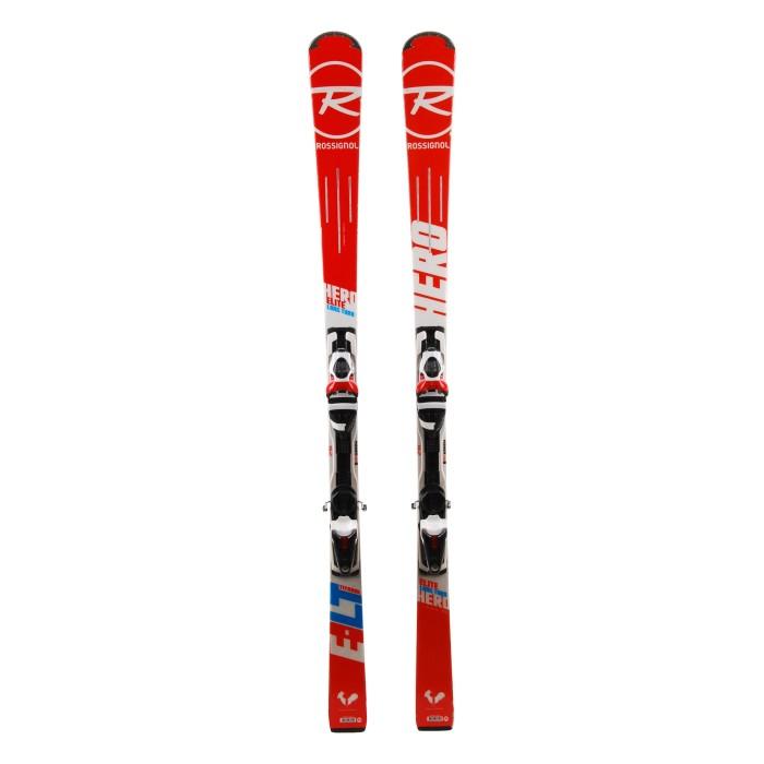 Ski Rossignol Hero Elite LT TI occasion + fixations