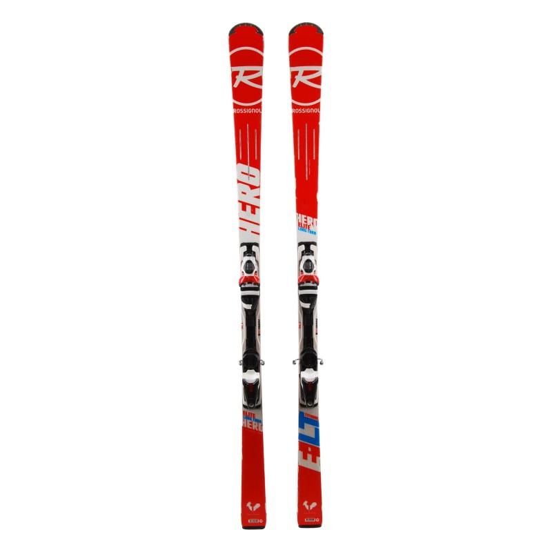 Ski Rossignol Hero Elite LT TI occasion Qualité B + fixations