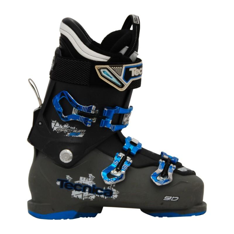 Chaussure de ski occasion Tecnica Magnum 90 RT qualité A