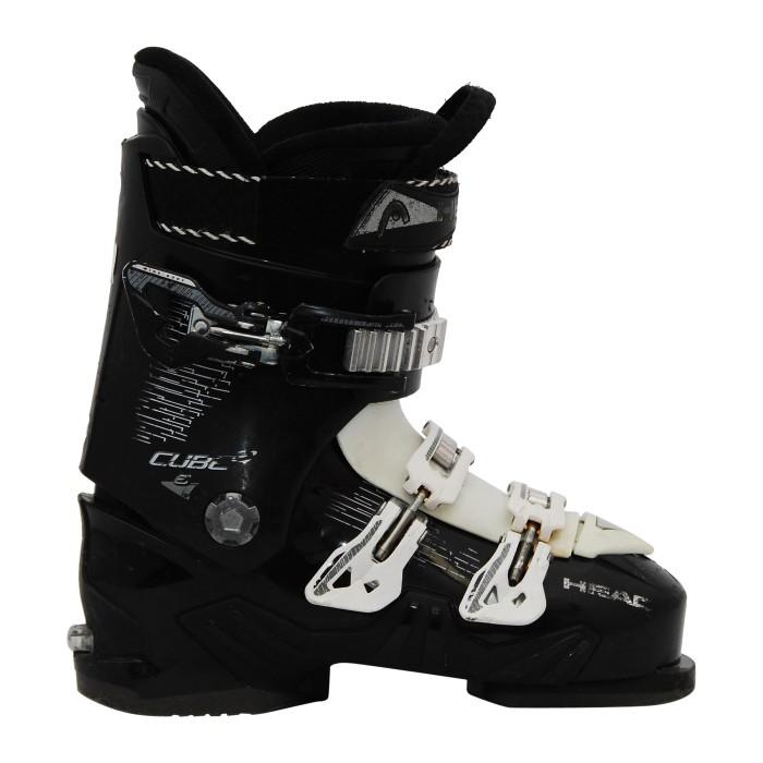 3 8 8 Schwarz Skischuh 3 8
