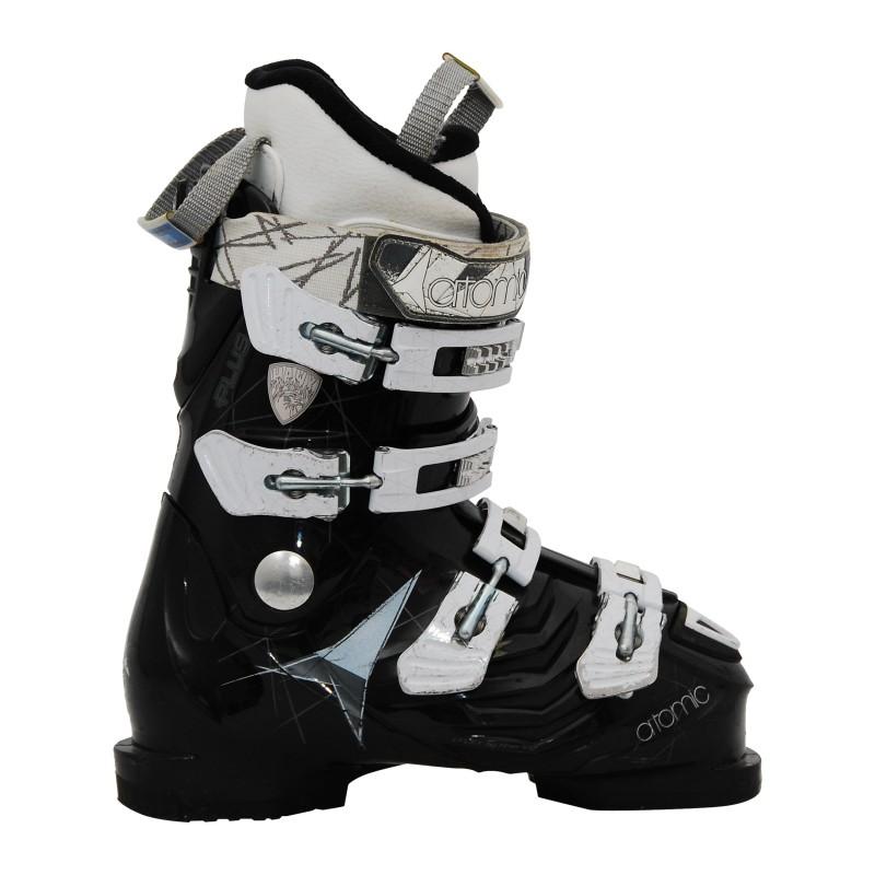 Chaussures de ski occasion Atomic Hawx + noir qualité A
