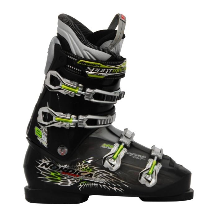Chaussure ski occasion Nordica Sportmachine 80/90 gris