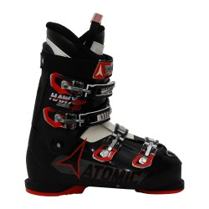 Atomic hawx magna R 80 utilizó botas de esquí