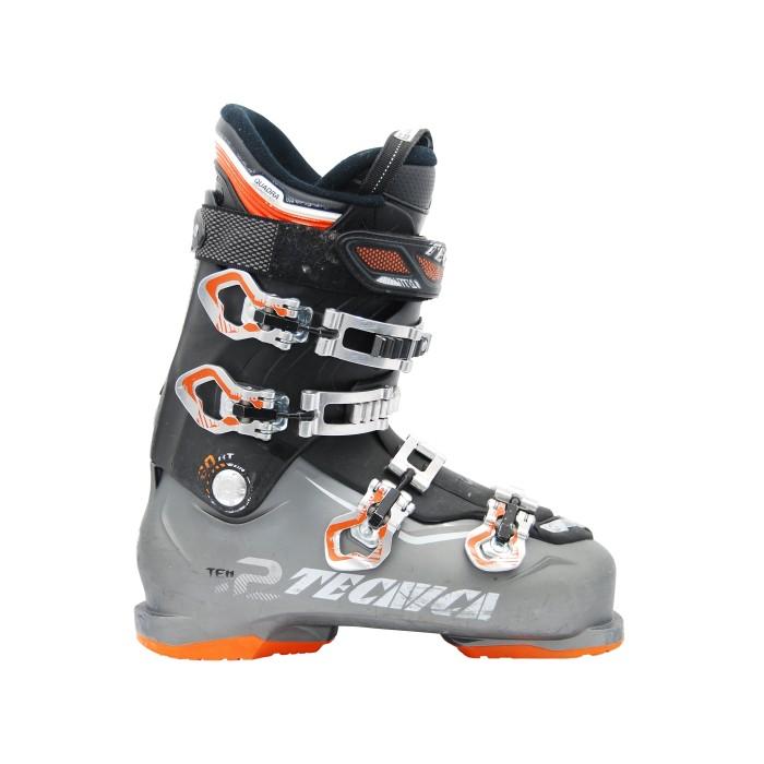 Tecnica 2 80 RT utiliza botas de esquí