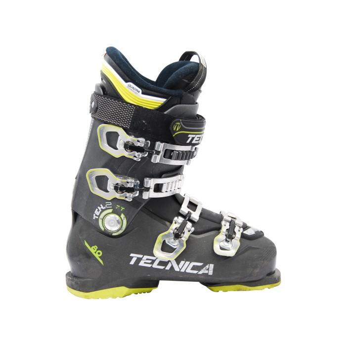 Tecnica utilizó botas de esquí diez 2 RT 80