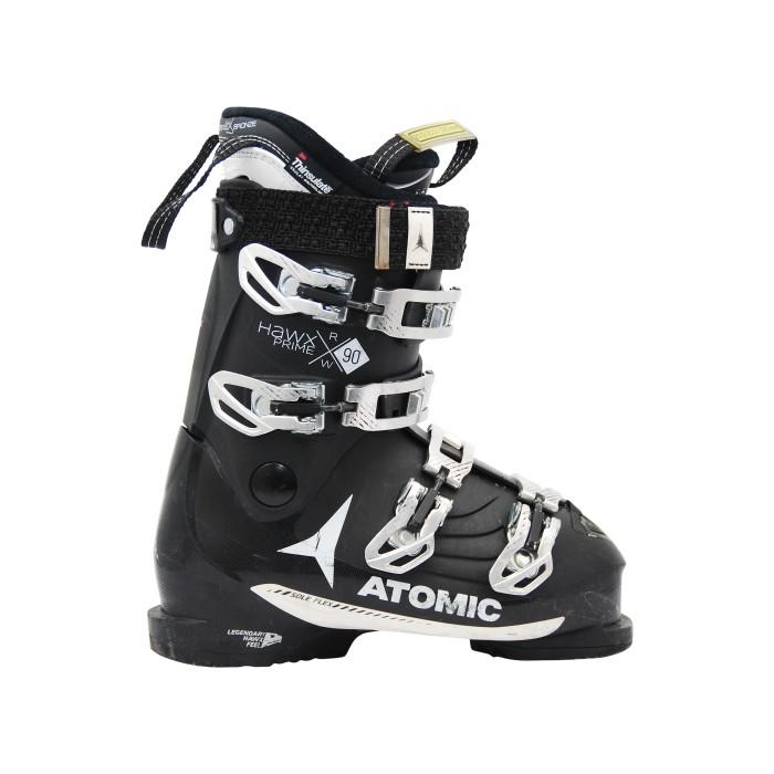 Gebrauchte Ski-Schuhe Atomic hawx prime R 90w