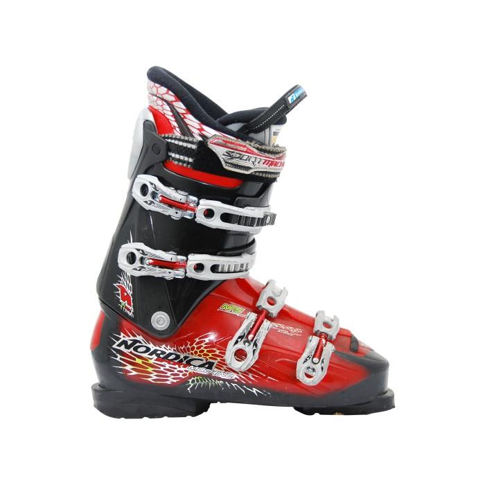 Zapatilla de esquí usada Nordica Sportmachine 90
