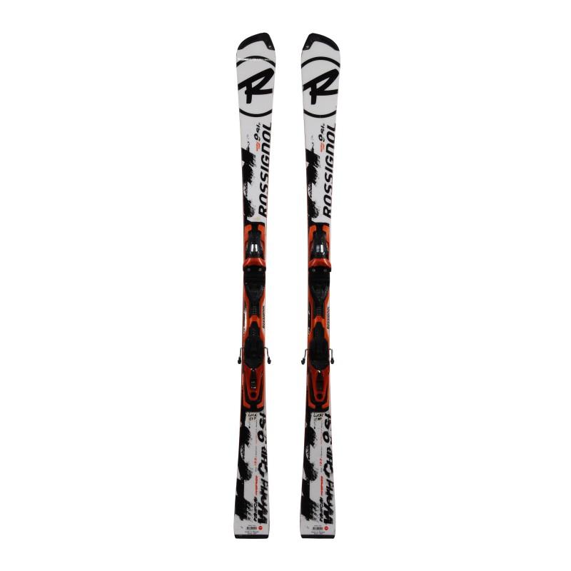 Ski Rossignol Radical 9 SL Weltcup oversize Anlass - Fixierungen