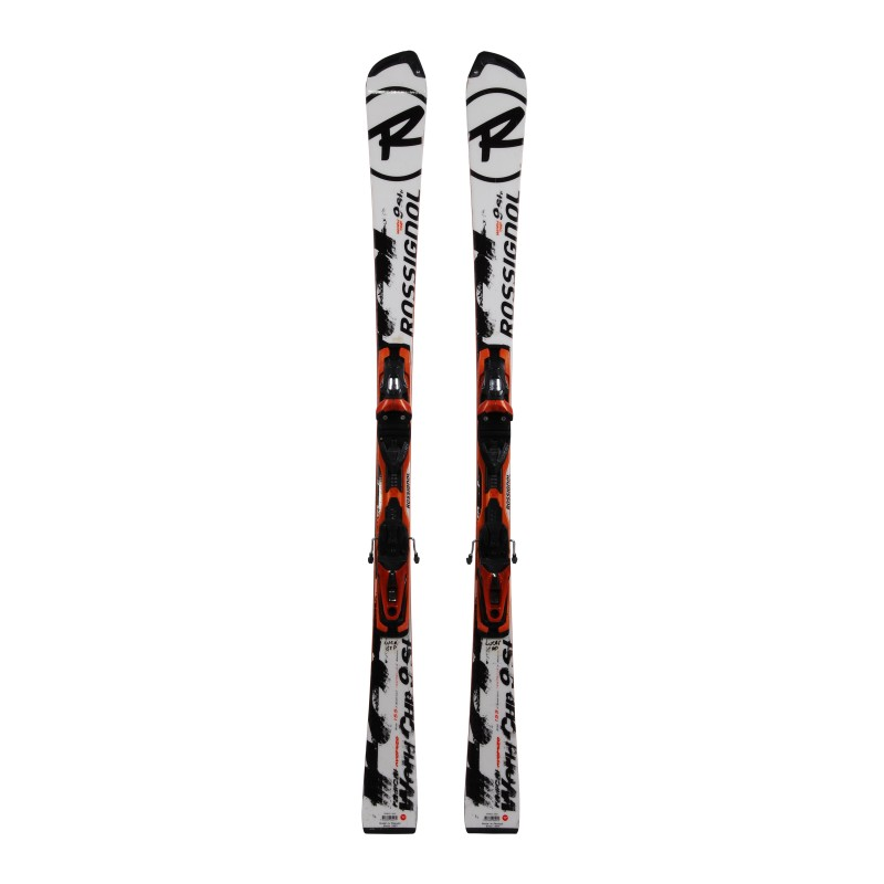 Ski Rossignol Radical 9 SL World Cup occasion + Fixations qualité A