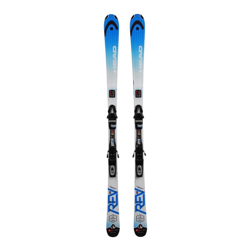 Ski Head Rev 70 track occasion + fixations qualité B