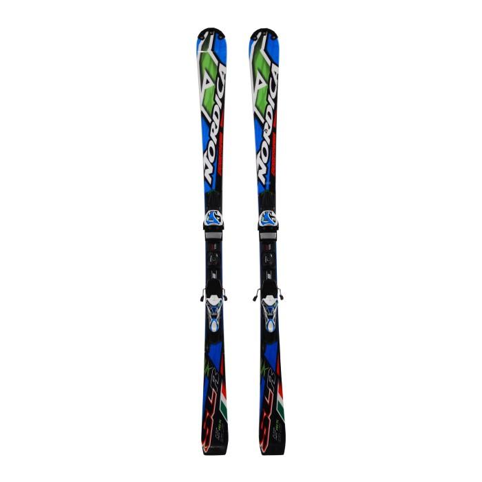 Ski occasion Nordica Dobermann SLR + fixations