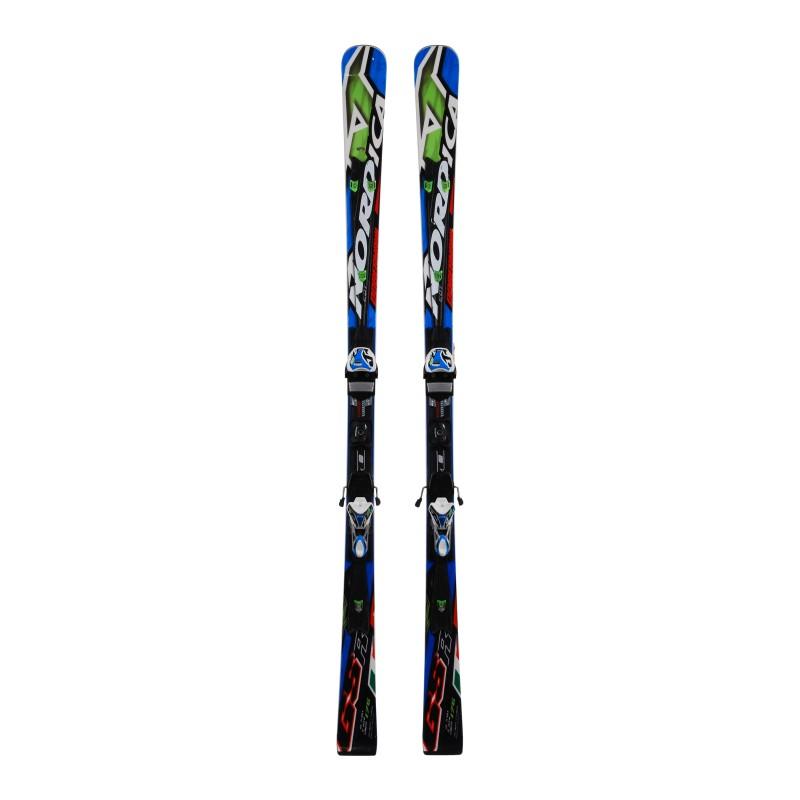 Gebrauchte Skifahren Nordica Dobermann GS R + Befestigungen